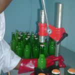 Palm Wine - Bottling