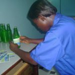 Palm Wine Labeling