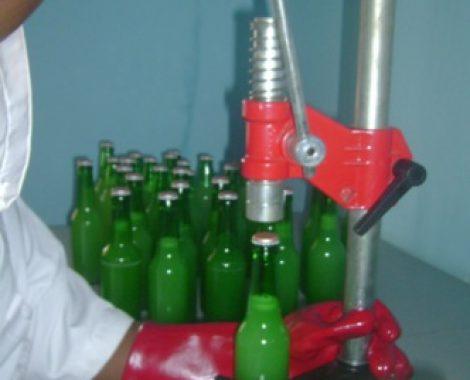 Palm Wine - Bottling